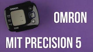Розпакування OMRON MIT Precision 5