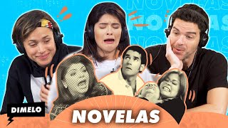 Dímelo: Entre el Amor y el Odio- Latinos reaccionan sobre novelas clásicas