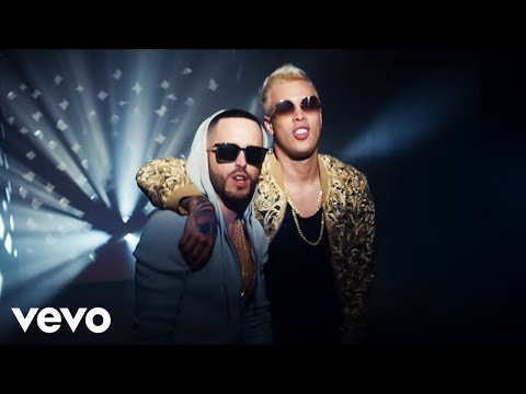 Trap Capos, Noriel - Doble Personalidad (Official Music Video) ft. Yandel