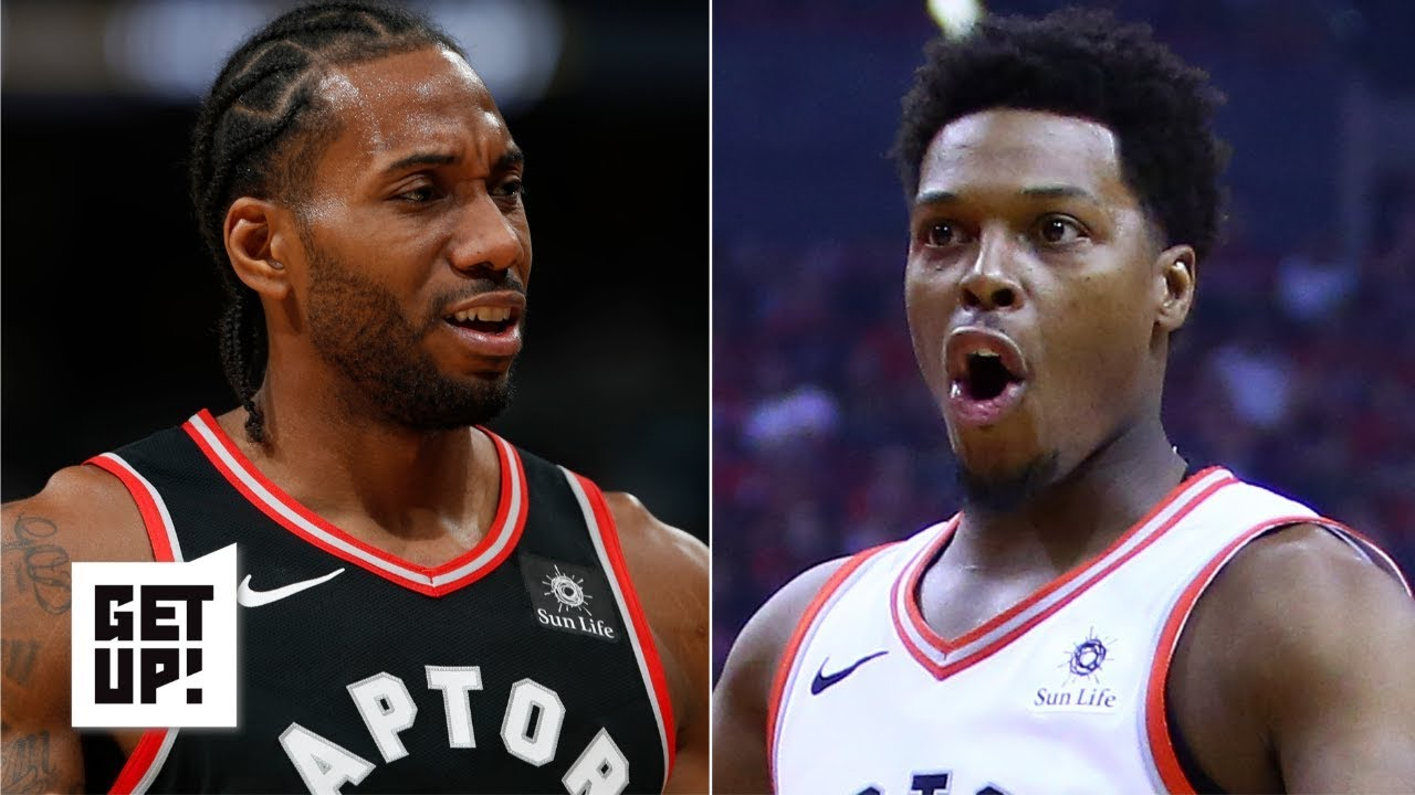 Kawhi could leave the Raptors in free agency if Kyle Lowry can't perform - Jalen Rose   Get Up!