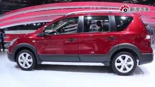 Nissan Livina-auto shanghai 2013