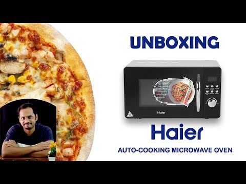 Haier Convection Microwave oven HIL2001CWPH