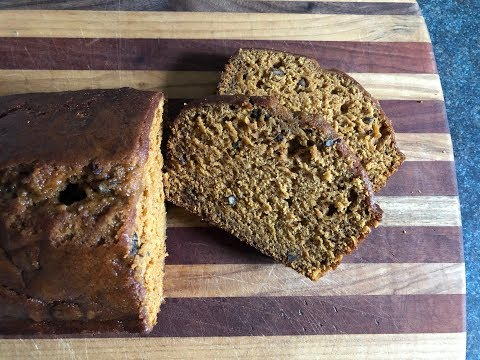 Pumpkin Bread - You Suck at Cooking (episode 81)