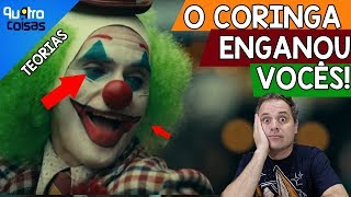 ????  TEORIA DO FINAL DO CORINGA REVELA, NADA É REAL! | SPOILERS Joker