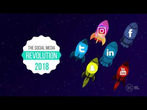 Social Media Revolution 2018