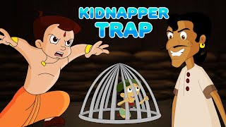 Chhota Bheem - Kidnapper Trap | Cartoon for Kids in Hindi