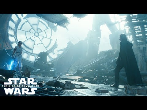 Star Wars: The Rise of Skywalker Fate TV Spot