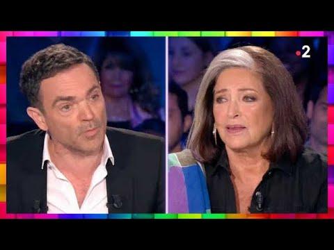 ONPC : ému aux larmes, Yann Moix déclare sa flamme à Françoise Fabian