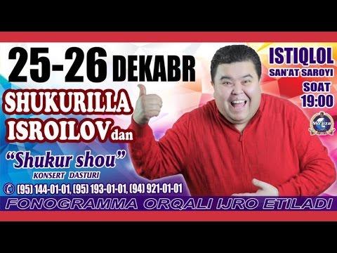 Shukurullo Isroilov (SHUKUR