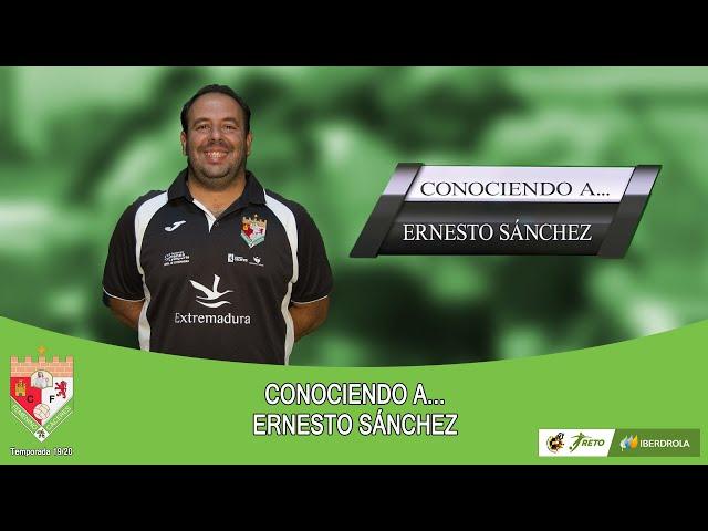 Liga #RetoIberdrola 19/20: #ConociendoA...Ernesto Sánchez