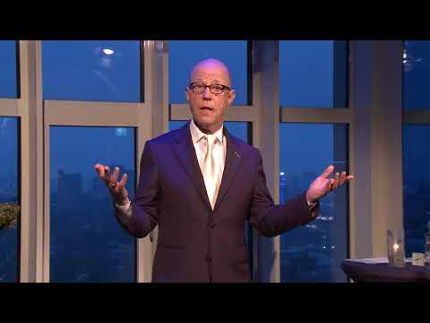 Speakers Night am 9. April 2018 im Radisson Blu, Hamburg