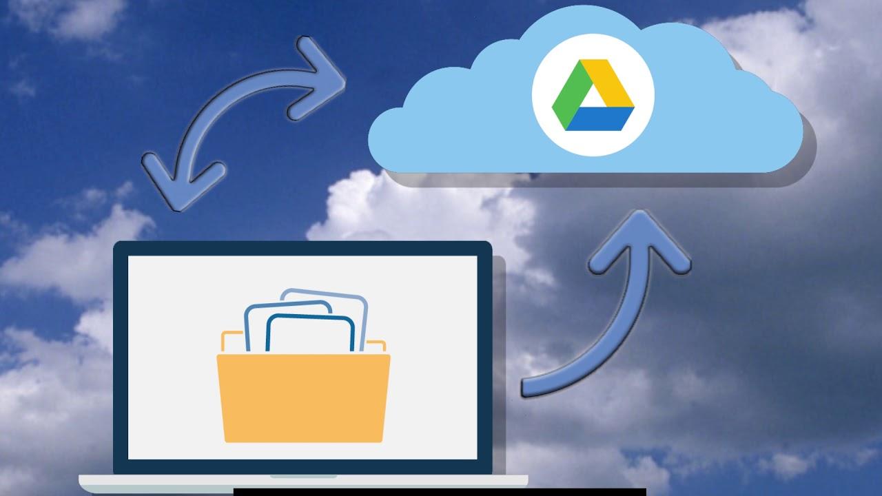 Google Drive File Stream Introduction (CC)