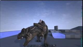 Ark Survival Evolved- Dinosaur Sound Overhaul: new T-Rex roar #2