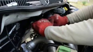 Как снять турбину с VW T5 2.5 TDI(, 2016-01-04T00:03:05.000Z)