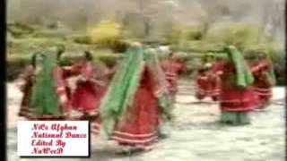 Attan Mili Afghan Girls
