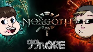 GGNORE Plays NOSGOTH Pt. 2 | PC Gameplay | 1080p