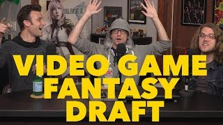 Video Game Fantasy Draft League Thing - Easy Update