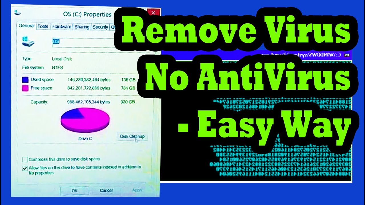 remove all antivirus from computer