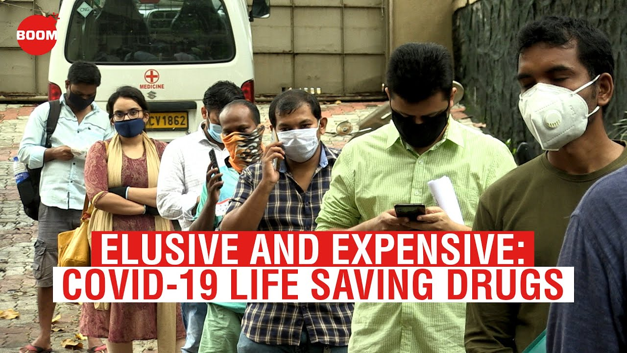 Elusive And Expensive: COVID-19 Life Saving Drugs Tocilizumab and Remdesivir | BOOM