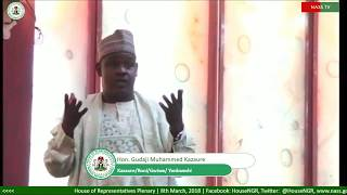 VIDEO: Hon. Gudaji Muhammed Kazaure: