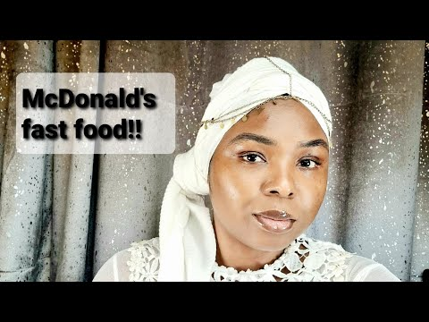 MCDONALDS FAST FOOD CHAIN RESTAURANT IN THE ENDTIMES!!* MUST WATCH AND SHARE* #Endtimes#fastfood#God