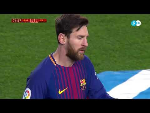 BARCELONA vs VALENCIA 1-0 Full Match 02/01/2018 Copa DelRey