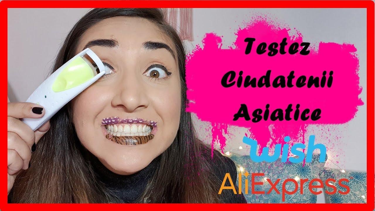 Testez Produse / Inventii chinezesti   Wish si Aliexpress
