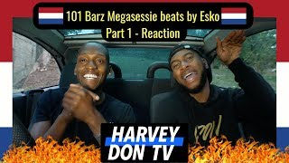101 Barz Megasessie Reaction HarveyDon TV