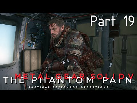 Recruiting Africa (Metal Gear Solid V: The Phantom Pain - Playthrough - PC - Part 19)
