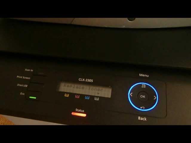 скачать драйвер на принтер самсунг Clx 3305 - фото 9