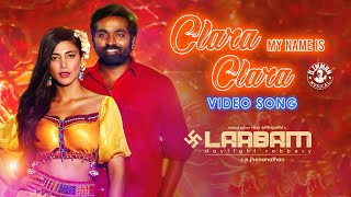Clara My Name is Clara Video Song   Laabam   Vijay Sethupathi,Shruti Haasan   D.Imman  SPJhananathan
