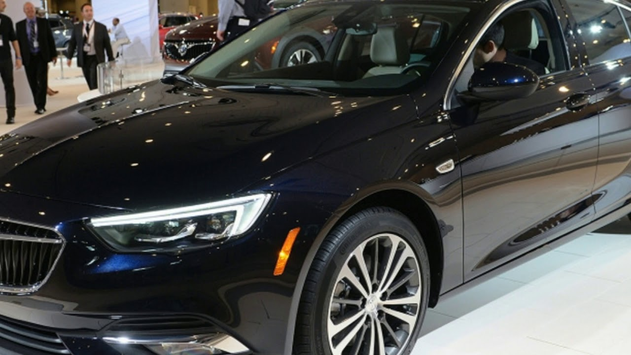 2018 Buick Regal Sportback Release Date And Specs