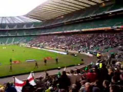 Twickenham Rugby Sevens Cheerleaders 2007