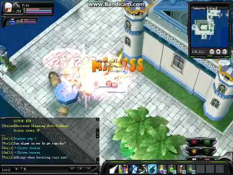 Tales Of Pirates Brasil - DarkMaze Server / Pitu in C.A