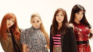 2NE1 IS BACK !!!! NYLONJAPAN9月号表紙撮影オフショットムービー☆
