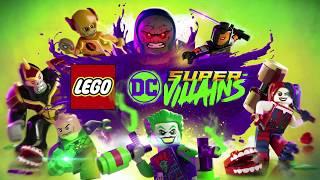 Official LEGO® DC Super-Villains Story Trailer