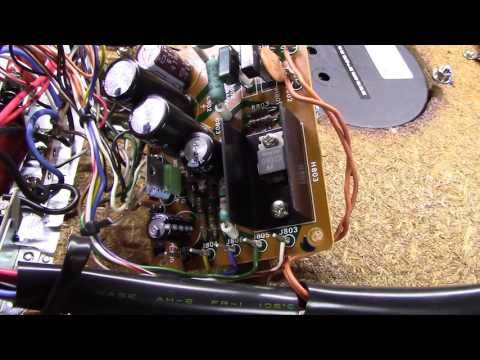 Marantz 6300 Turntable Repair and Service - BG061