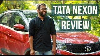 Tata Nexon Test Drive Review by Gadgetwala
