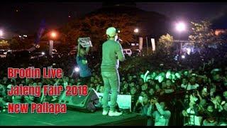 Cerita Anak Jalanan - Brodin - New Pallapa - Live Jateng fair 2018