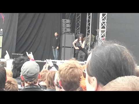 Slash – Anastasia – Mönchengladbach live 11.06.2012