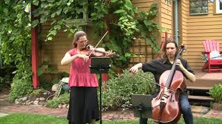 Mozart Duo in G Major-Allegro