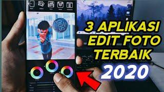 3 Aplikasi Edit Foto Terbaik Dan Terbaru 2020🔥