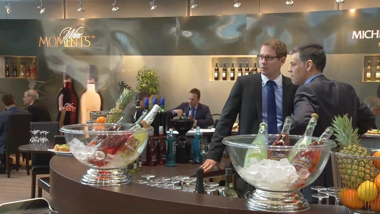ProWein 2013: Zimmermann-Graeff & Müller und der Verlauf der Weinmesse