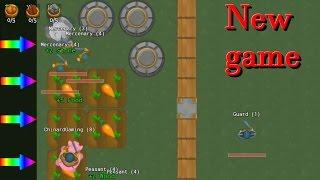 New io game || Starve.io + Moomoo.io || Glor.io
