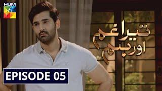 Tera Ghum Aur Hum Episode 5 HUM TV Drama 15 July 2020