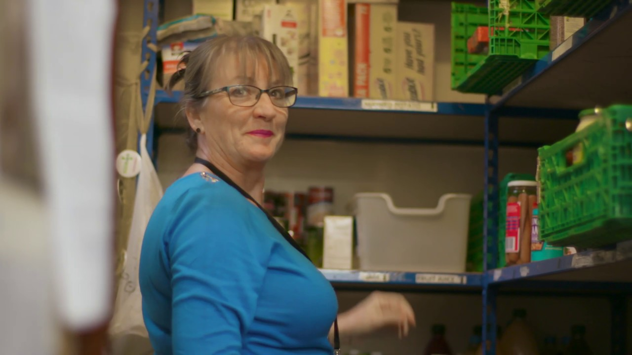 The Tesco Food Collection 2018 | Slough Foodbank | The Trussell Trust