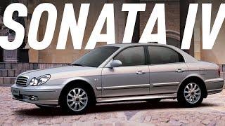 Соната #4/Hyundai Sonata Iv Тагаз/Большой Тест Драйв Б/У