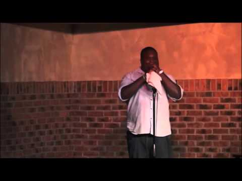 New Faces Of Comedy Palm Beach 8/19: Tim Campbell 1st Time on stage.