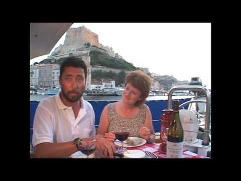 Sailing Mediterranean - 8 Strait of Bonifacio