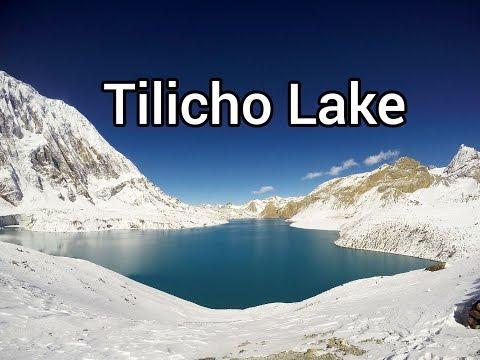 Tilicho Lake, Manang, Nepal (Hiking & Trekking Annapurna Circuit)